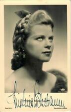 Kristina Söderbaum Ross A 3221/1 signiert, Autogramm