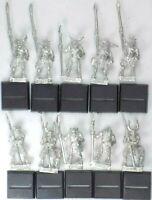 Beastmen warriors Beasts of Chaos Brayherd Ungors age of sigmar vintage metal