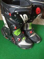 Race worn MotoGP boots hiroshi aoyama . Stunning .