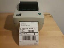 Zebra LP 2844-Z (284Z-20300-0001) GK420D Label Thermal Printer Royal Mail UPS..