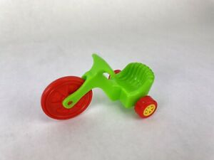 Vintage McDonalds Happy Meal Muppet Babies Big Wheel Miniature Figurine