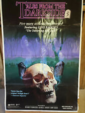 Tales from the Darkside 1986 Vol 5 27x40 folded