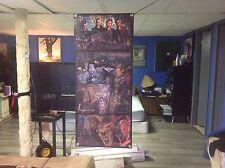 HUGE 46x20 The LOST BOYS Vinyl Banner POSTER art film.. movie DRACULA vampires