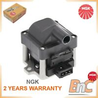 NGK IGNITION COIL VW AUDI SEAT SKODA OEM 48000 867905104A