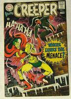 Beware The Creeper #1 VG 1968 DC Comics Steve Ditko Cover/Story