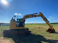 2013 Cat 320el With Cab Ac And Heat 2 Speed Front Auxiliary