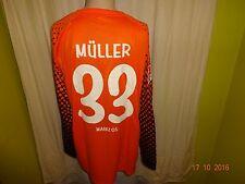 FSV Mainz 05 Original Nike Torwart Matchworn Trikot 2010/11+ Nr.33 Müller Gr.XL