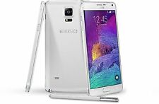 New Samsung Galaxy Note 4 N910A AT&T Unlocked 4G LTE GSM 32GB Android Phone Wite