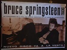 Bruce Springsteen Spain Promotional Poster for Tracks-Original-1998