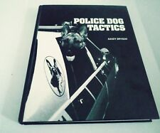Police Dog Tactics Sandy Bryson ( 1996 Hardcover)