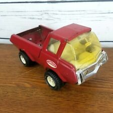 Tonka Truck Red Vintage Toy Vehicle