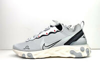 Nike React Element 55 Schematic Grey UK 8 EUR 42.5 US 9 CU3009 002