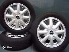 Original Mini One Cooper R50 R52 5,5J x 15 Zoll Alufelgen LK 4x100 ET45 6756674