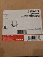 Philips Lightolier 315WHX Recessed Light Kit White  NEW