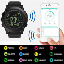 Mens Womens Waterproof Smart Watch Sport Military Grade Super Tough Outdoor Gift