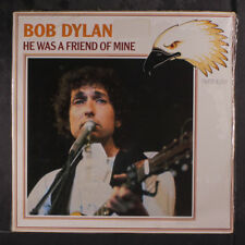 BOB DYLAN: He Was A Friend Of Mine LP Sealed (Germany) Rock & Pop