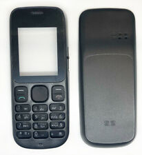 For Nokia 100 and Nokia 101 Replacement Housing /Fascia /Case /Cover - Black