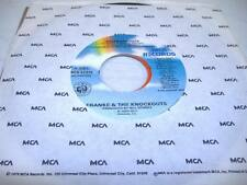 Rock Unplayed NM! 45 FRANKE & THE KNOCK OUTS Outrageous on MCA