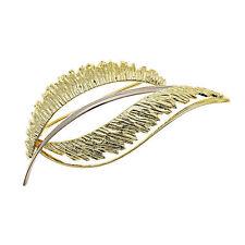 Edelmetall-Broschen & -Anstecknadeln ohne Steine aus mehrfarbigem Gold für Damen