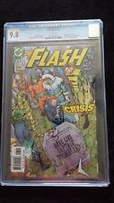 The Flash #217 Cgc 9.8 / Identity Crisis / Geoff Johns / Dc Comics 2005