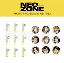 NCT127 NEO ZONE PROJECTION LIGHT STICK KEY RING NEW OFFICIAL GOODS SELECT MEMBER