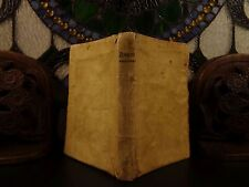 1529 Convivio by DANTE Alighieri Philosophy Politics Vernacular Encyclopedia
