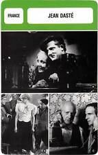 FICHE CINEMA :  JEAN DASTE -  France (Biographie/Filmographie)