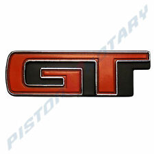 GT Grille Badge , Chrome , BRAND NEW , for XA XB Ford Falcon 351 GS Grill