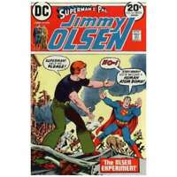 Superman's Pal Jimmy Olsen (1954 series) #161 in F + condition. DC comics [*4z]