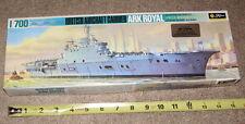 NEW Fujimi 1/700 Scale HMS ARK ROYAL R09 Postwar British Aircraft Carrier