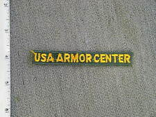 1958 TIOH sample, USA ARMORED CENTER (cut edge-no plastic) from NS Meyer Library