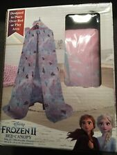 New listing New In Box Disney Frozen Ii Bed Canopy Tent Lilac 100�x 130�x 15�