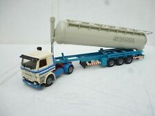 1:50 TEKNO  / SCANIA & TRAILER DEMO CODE 3 NICE !!