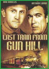 Last Train from Gun Hill (1959) - Kirk Douglas, Anthony Quinn - New DVD -E