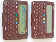 (2) Franklin King James Version Bible Kjv Bookman Kjb-440 Electronic - Parts