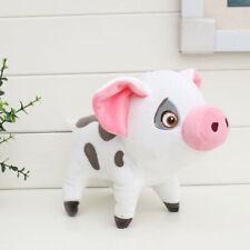 "Moana 8"" Plush Pet Pig Pua Stuffed Animal Cute Cartoon Dolls Teddy Kids Gifts"