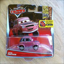 Disney PIXAR Cars JUSTIN PARTSON diecast PARIS PARTS MARKET theme 4/6 junker