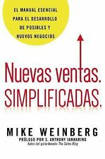 Nuevas Ventas. Simplificadas : El Manual Esencial para el Desarrollo de...