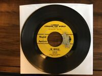 I Could Conquer The World/How would you like me to Love U/The Shevelles 45 RPM