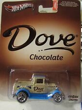 Hot Wheels Real Riders Dove Chocolate '29 Ford Pick-up