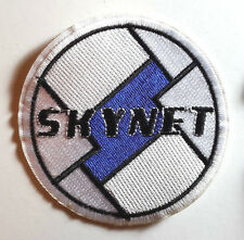 "Terminator Movie SKYNET Embroidered 3.5"" Patch- FREE S&H (MIPA-TER2)"