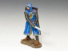 King and Country Chevalier de Bleu w/ Sword MK162