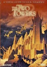 The Two Towers: A Visual Guide (DVD, 2003) WORLDWIDE SHIP AVAIL!