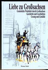 Werner Teich: Liebe zu Großsachsen - Geschichte Geschichten (2006 Hirschberg)