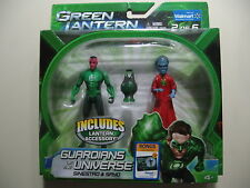 Sinestro & Sayo from Green Lantern action figures, Brand New & Sealed
