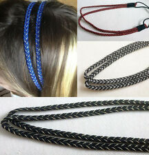 Lovely Rope Style Elasticated Headband  Hairband,  Hair Accessories Ladies Gift