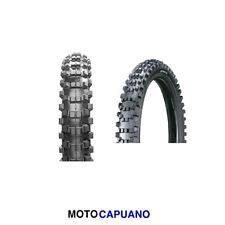 GOMMA CROSS ENDURO 80/100-21 120/100 18 NEW