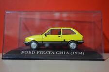 ۞ FORD FIESTA GHIA (1984 ) 1:43  ALTAYA-IXO ۞  Como Nuevo / Mint