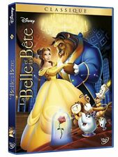 "DVD ""the Beauty and Beast"" DISNEY N 36 NEUF BLISTER"