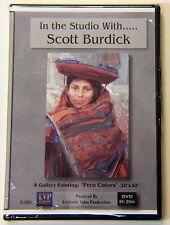 Scott Burdick: Peru Colors - Art Instruction DVD